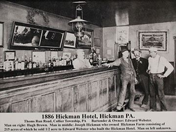 Hickman Hotel and detailed text