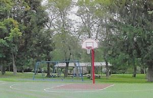 Webb Park Basketball Court